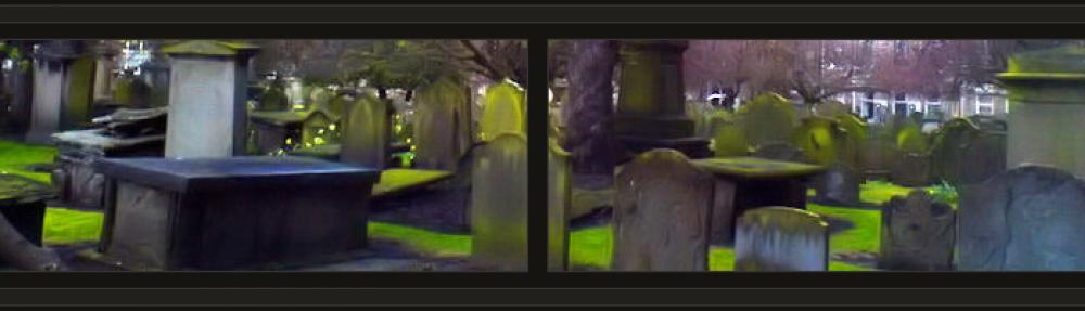 Der Grabsteinschubser